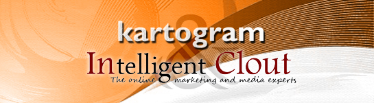 kartogram and intelligent clout